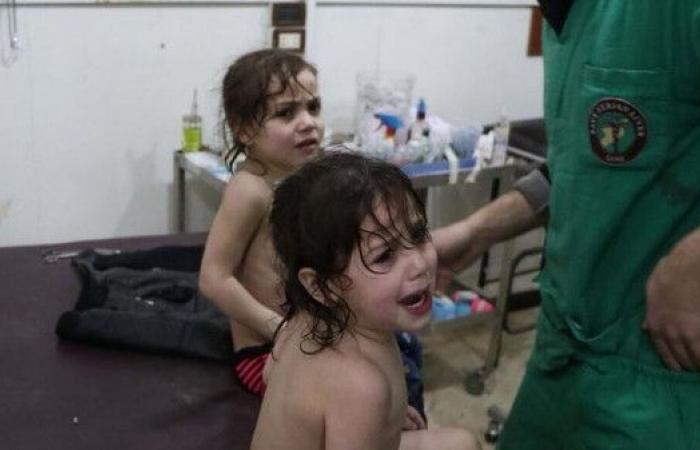"""""""الغوطة تستنشق موتاً"""".. والنظام يسعى لشطرها نصفين"""