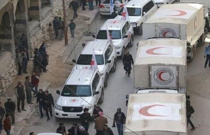 بعد قصف من الأسد.. إرجاء تسليم المساعدات إلى الغوطة