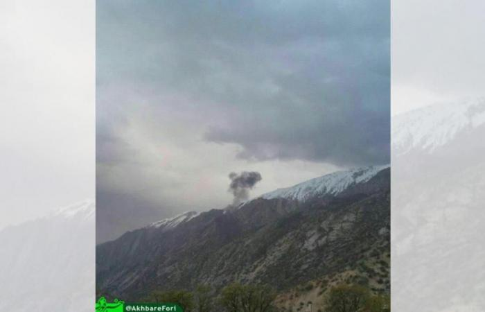 قتلى بتحطم طائرة تركية في إيران
