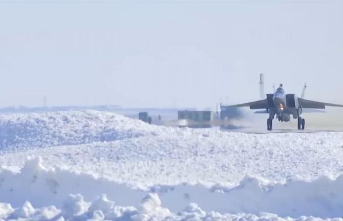 """""""الخنجر"""" سلاح روسي جديد في الميدان"""