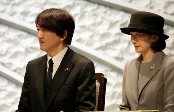 اليابان تصمت في حضرة تسونامي