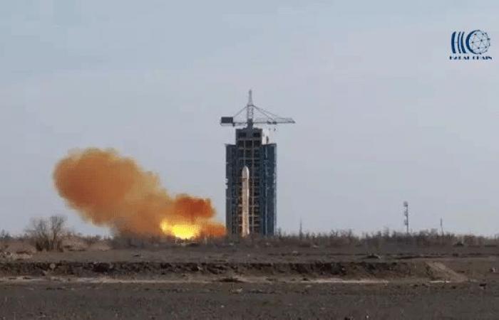 حلال تشين تطلق أول عقدة بلوك تشين حلال إلى الفضاء