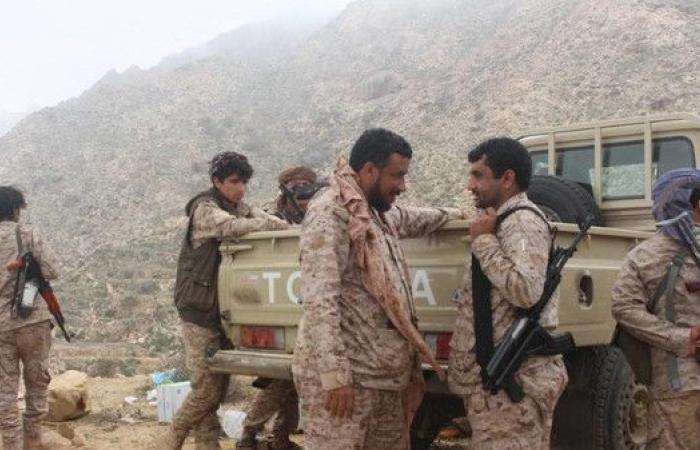 الجيش اليمني يتقدم في مديرية الملاجم بمحافظة البيضاء