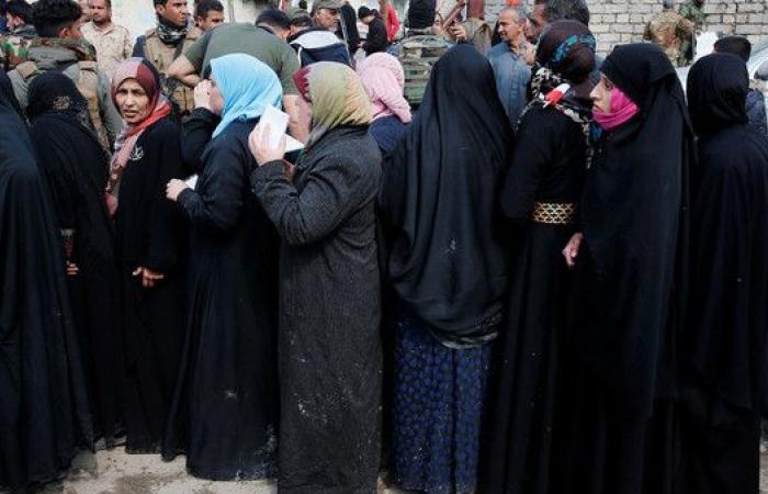 ضحايا داعش في العراق.. نساء مغتصبات وجثث حية