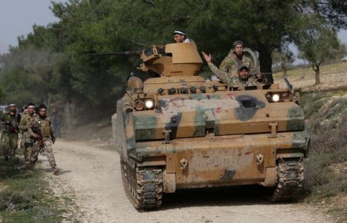 """""""الحر"""" يحاصر الفصائل الكردية في مركز عفرين"""