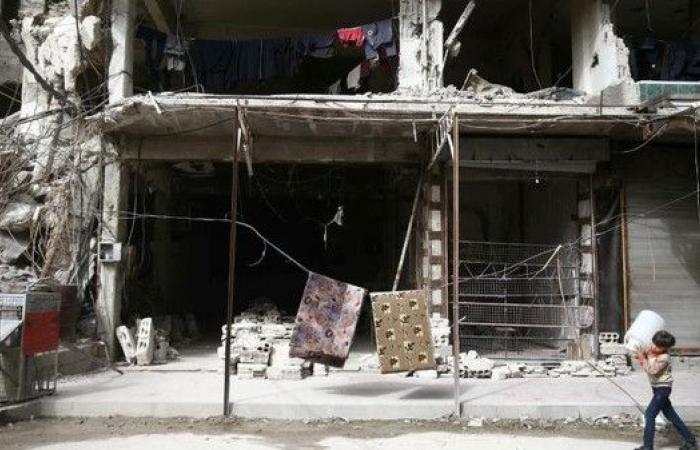 روسيا: إجلاء 52 مدنياً من الغوطة الشرقية