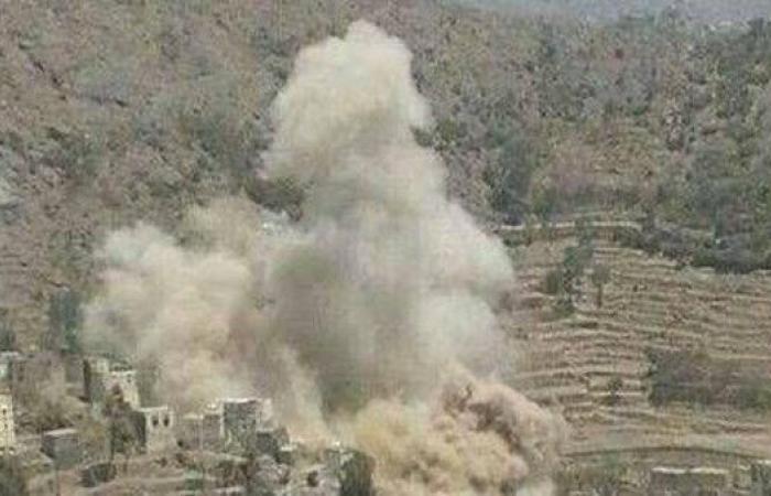 ميليشيات الحوثي تعاود تفجير منازل المدنيين اليمنيين