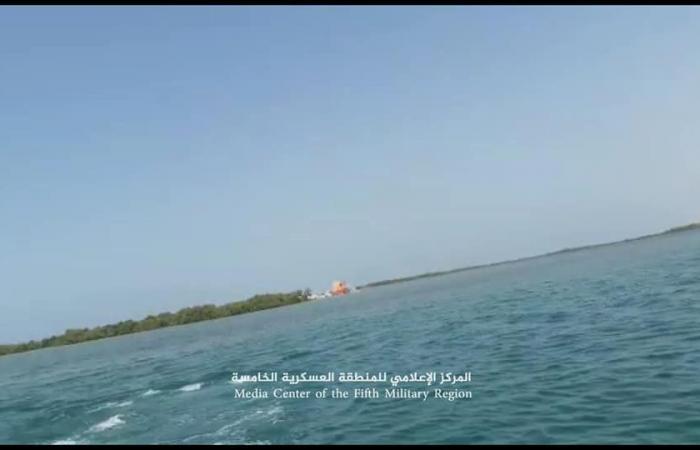 الجيش اليمني يكشف هدف الحوثيين من زراعة الألغام البحرية