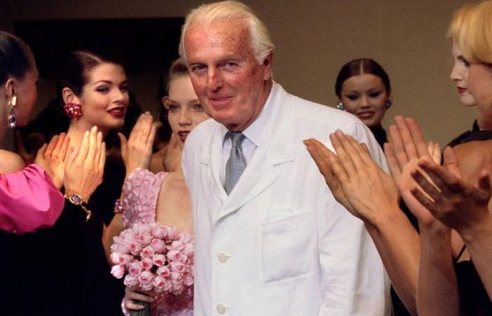 """عالم الأزياء يودّع المصمم الفرنسي """"جيفنشي"""""""