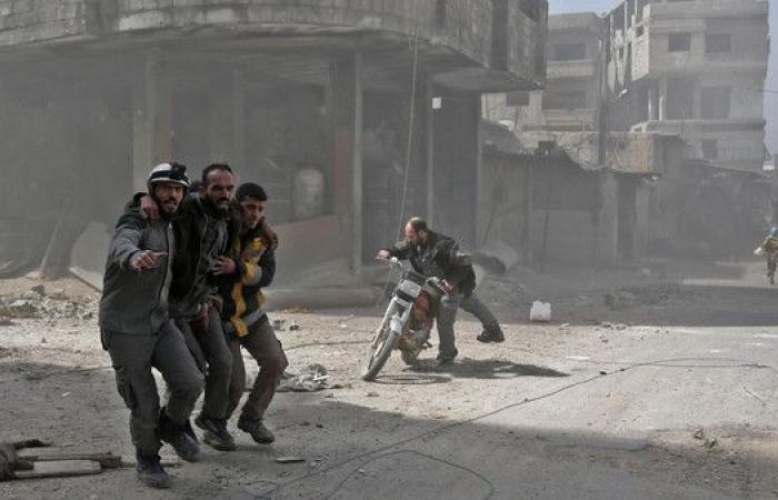 الغوطة.. مسؤولون محليون يبحثون إجلاء جزئياً من حمورية