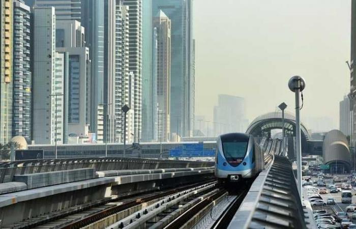 خط سكك حديد يربط الإمارات بالسعودية في 2021