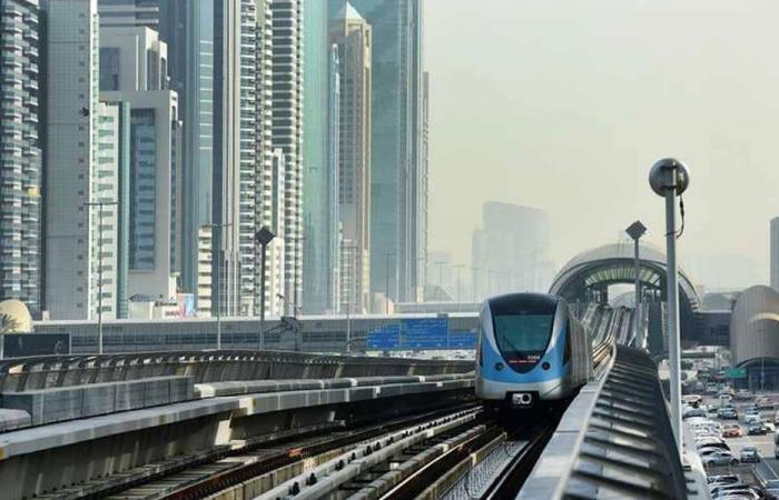 خط سكك حديدية يربط الإمارات بالسعودية في 2021