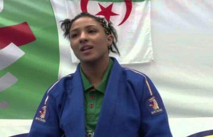 جزائرية ترفض مواجهة إسرائيلية في بطولة العالم للجودو