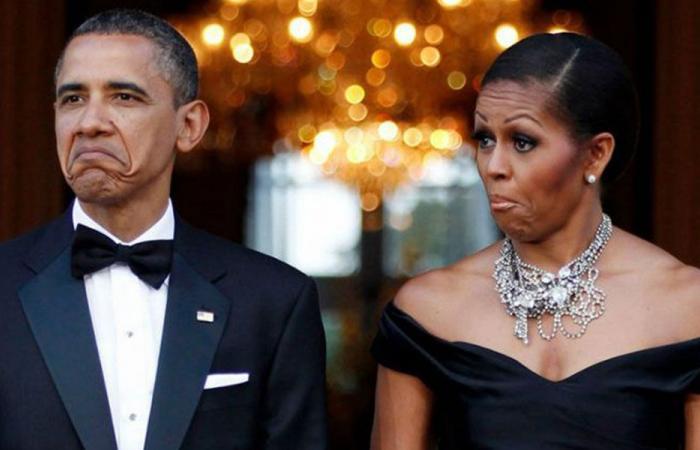 """باراك وميشال أوباما على """"Netflix""""؟"""
