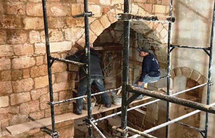 """""""الثقافة"""" تُثني على ترميم جامع العطار: من أبرز الأعمال بطرابلس التاريخية"""