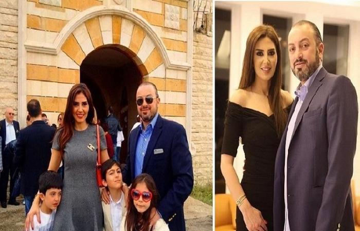 زوج سوزان الحاج يعلّق على خبر توقيفها: ستبقين أرزة