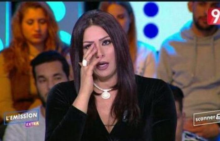 فيديو.. الفنانة أسماء سليم تبكي على القذافي