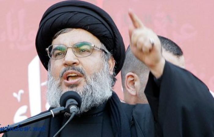 نصرالله: مكانة الولي الفقيه فوق الدستور اللبناني
