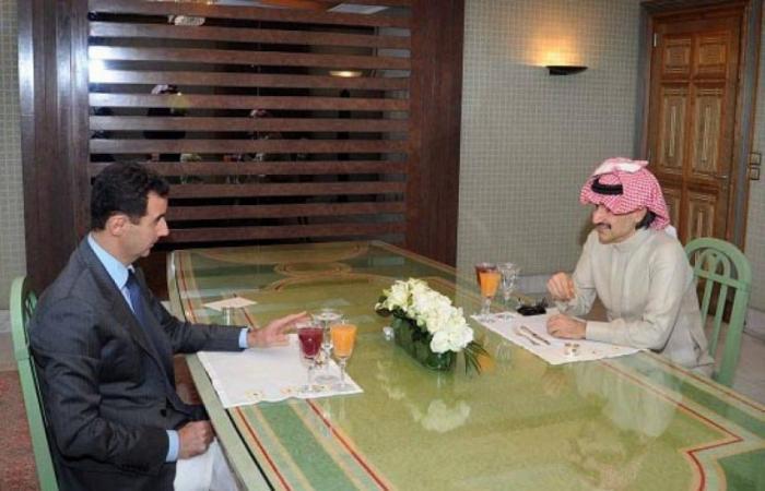 """""""فايننشال تايمز"""": صفقة بين الوليد بن طلال ومقرّب من الأسد.. وهذه التفاصيل!"""