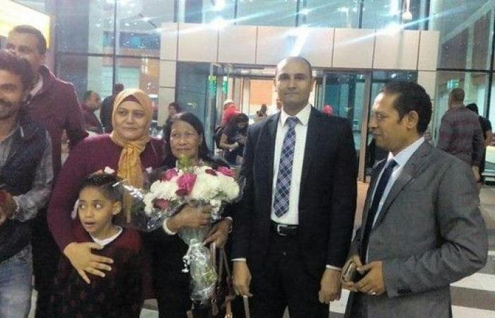 مصر تعيد سيدة مسنة اختفت 30 عاما في لبنان.. والسبب غامض