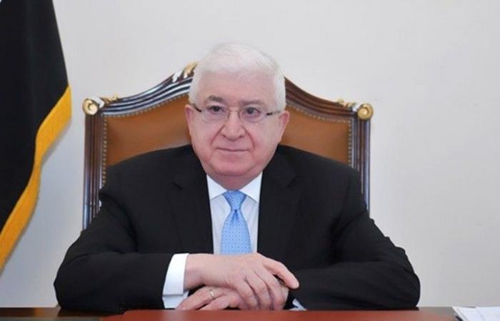 الرئيس العراقي يرفض المصادقة على موازنة 2018
