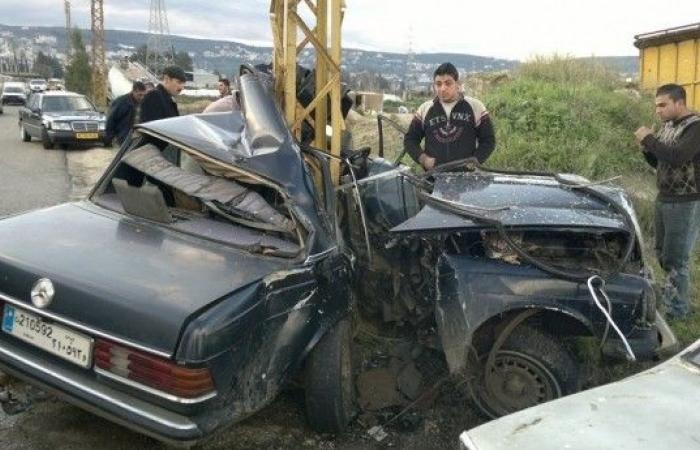 """15 حادثاً على طرقات لبنان.. رقم صادم """"والحسابة بتحسب"""""""
