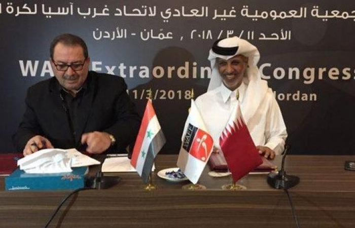 استقالات رياضية جماعية في سوريا بسبب اتفاقية مع الدوحة!