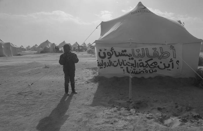 بالصور.. أهالي تاورغاء يؤكدون إصرارهم على حق العودة