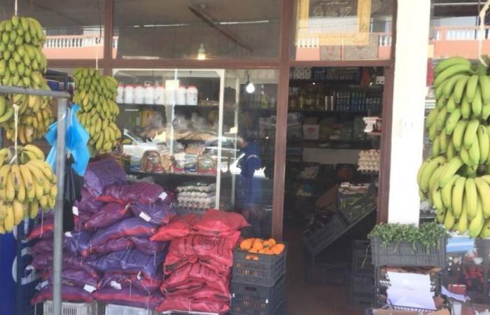 سرقة محل تجاري في برج رحال