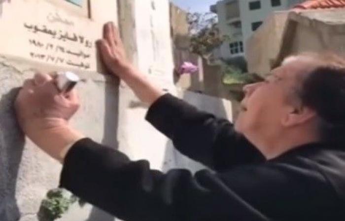 بالفيديو.. ليلى المفجوعة تعايد ابنتها رولى بأغنية!!