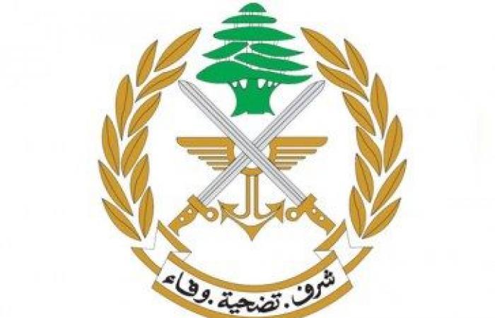 الجيش : دورية إسرائيلية راجلة تطلق النار باتجاه الأراضي اللبنانية