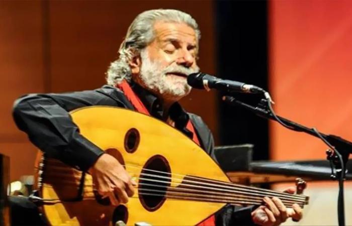 مارسيل خليفة يغني للجالية العربية في كندا