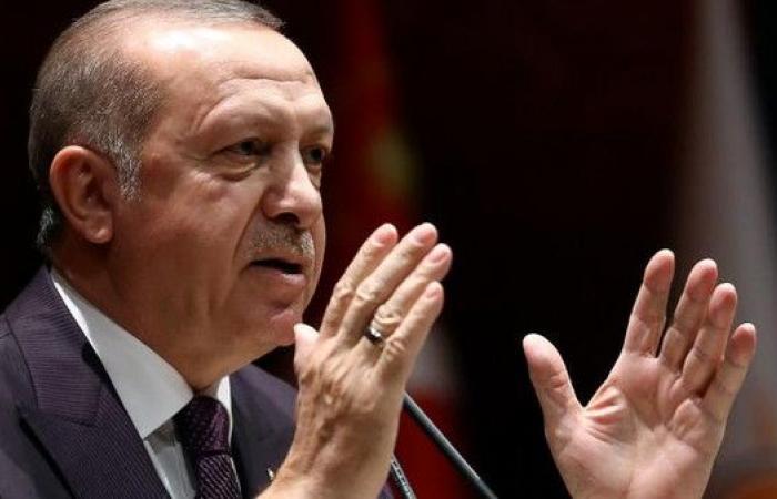 أردوغان: سنواصل أنشطتنا في سوريا