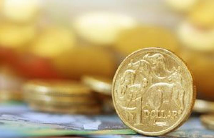 تذبذب الدولار الأسترالي لليوم الثاني على التوالي