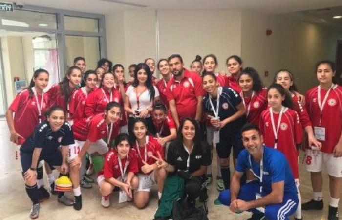 لبنان.. الى نهائي بطولة غرب آسيا للناشئات