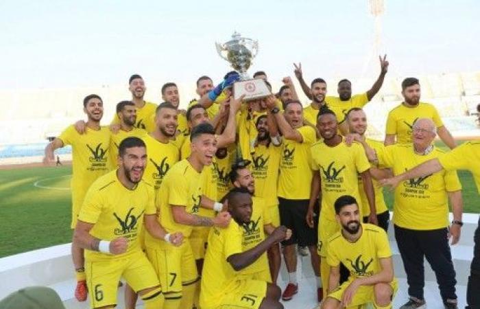 العهد يفوز على النجمة و يتوج بطلًا لدوري لبنان للمرة السادسة