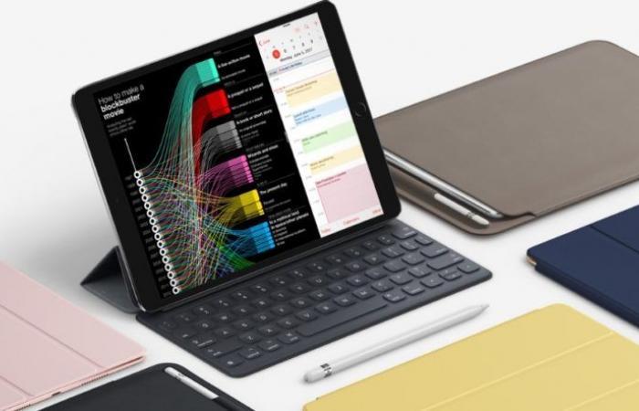 آبل تقدم خدمة إصلاح أو استبدال لوحات مفاتيح سمارت لأجهزة آيباد برو