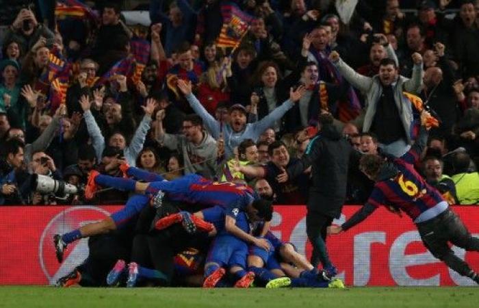 برشلونة يفوز بكأس ملك إسبانيا