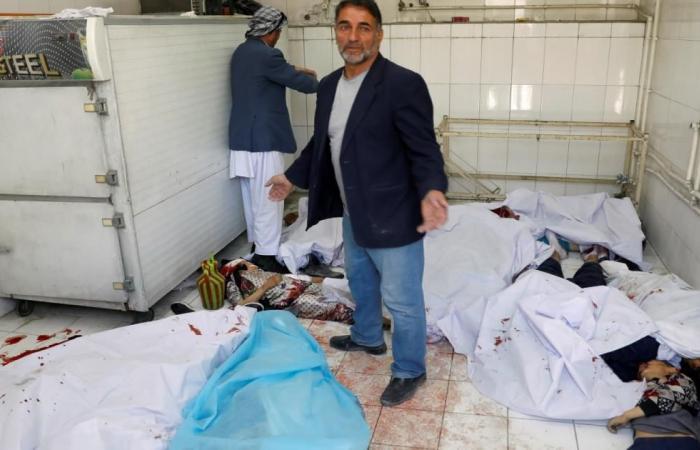 160 قتيلا وجريحا بتفجير دام في كابل