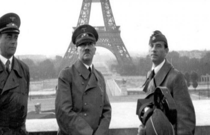 """العثور على """"حفيد هتلر"""" في فرنسا!"""