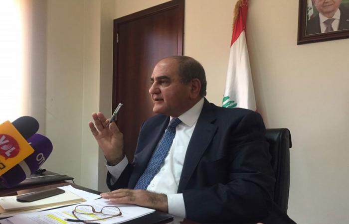 وزير البيئة لترو: لا يزايدن علينا أحد