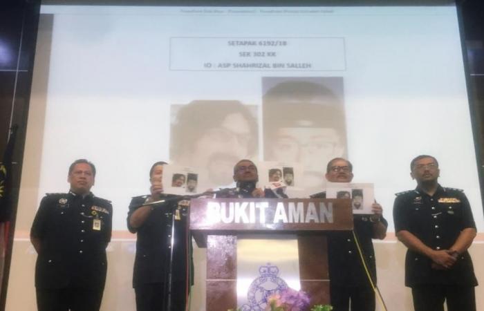 قاتلا البطش لا يزالان بماليزيا والشرطة تكشف صورهما