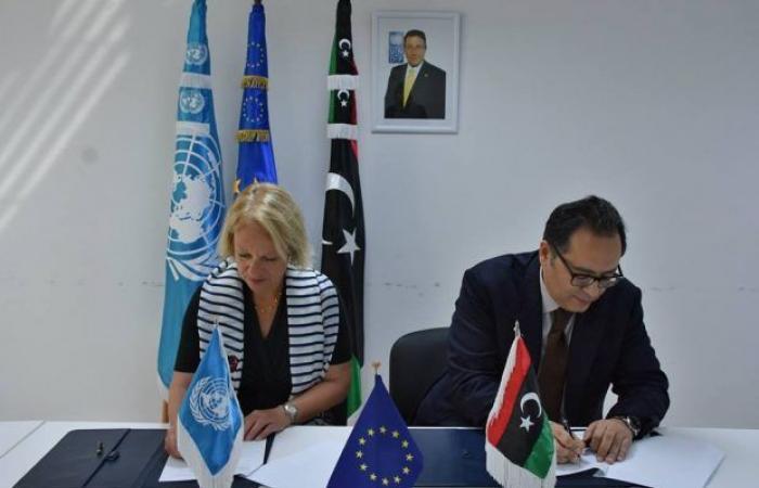 الاتحاد الأوروبي يساهم بـ 5 مليون يورو لتعزيز القدرات الانتخابية في ليبيا
