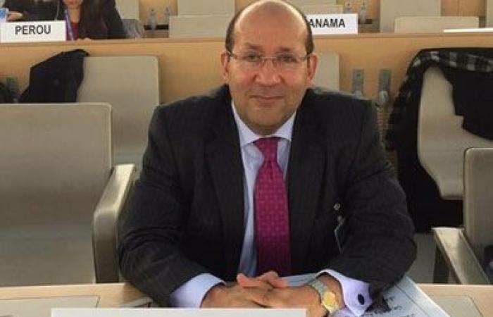هشام بدر: برنامج الغذاء العالمى يشيد بدعم الحكومة لأنشطته فى مصر