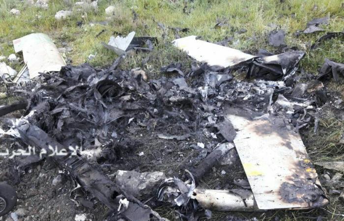 هذا ما كشفته إسرائيل عن تحطّم طائرة لها فوق لبنان!