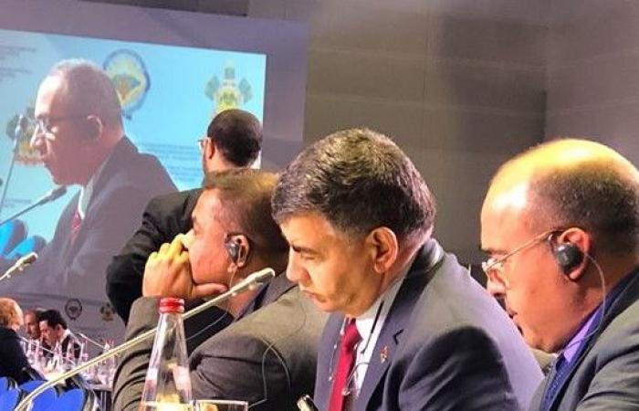 عاشور يُمثل ليبيا في مؤتمر سوتشي الدولي للمسؤلين رفيعي المستوى بروسيا
