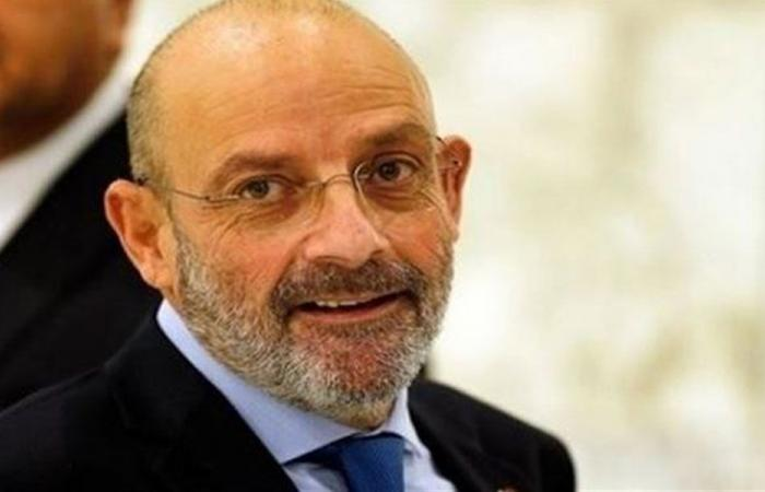 الصراف يعرض مع بيري التعاون بين لبنان واليونيفيل
