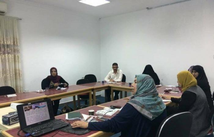 مكتب تمكين المرأة ينظم أولى برامجه التدريبية للنساء