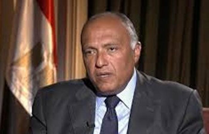 فيديو.. وزير الخارجية يستقبل المبعوث الأممي إلى ليبيا