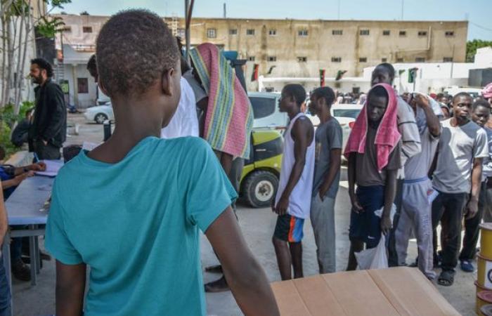الأمم المتحدة تُكثّف جهودها لحماية الأطفال المهاجرين واللاجئين في ليبيا